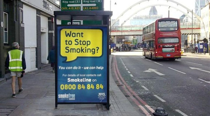 Bus Shelter Advertising Targeted Local or National